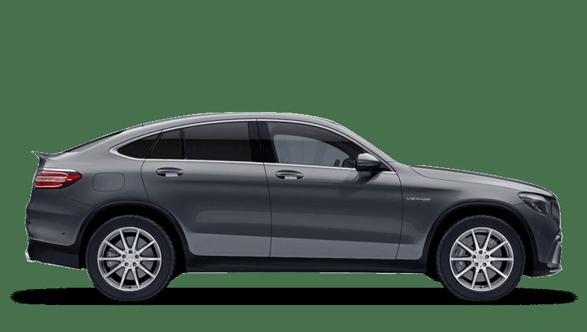Selenite Grey (Metallic) Mercedes-Benz Glc Coupe