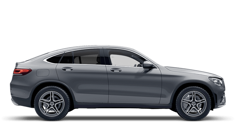 Mercedes Benz GLC Coupe AMG Line