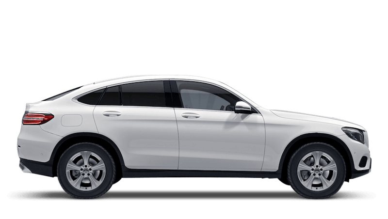 Mercedes Benz GLC Coupe Sport