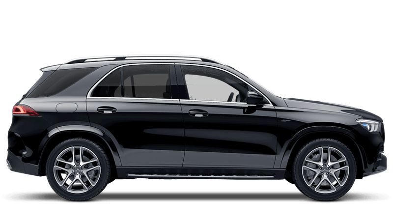 Black (Solid) New Mercedes-Benz GLE