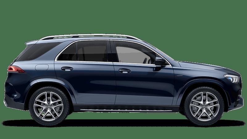 Cavansite Blue (Metallic) New Mercedes-Benz GLE