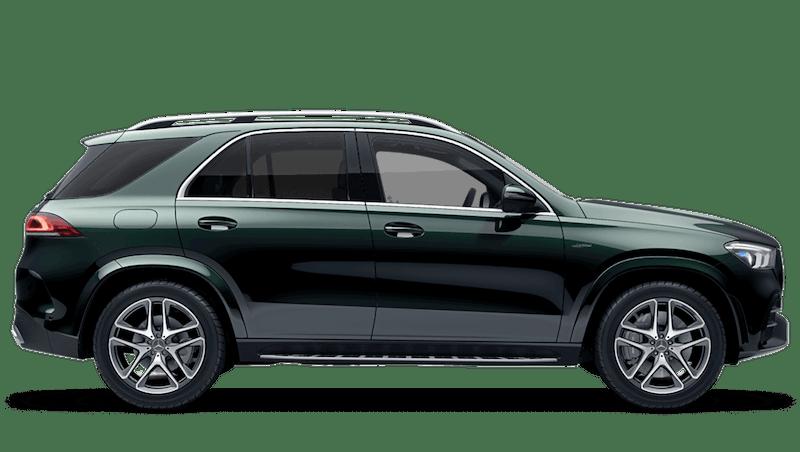 Emerald Green (Metallic) New Mercedes-Benz GLE