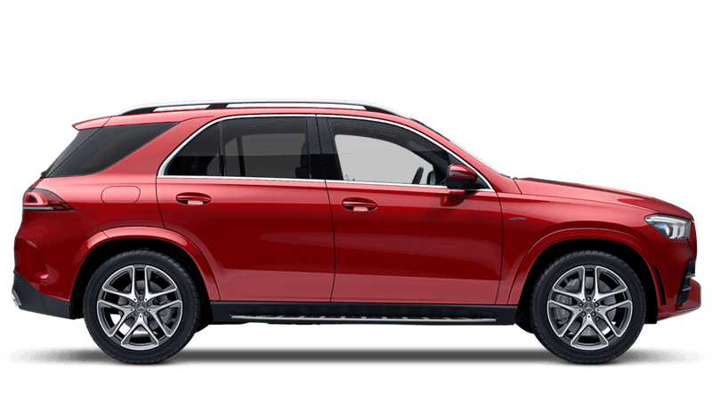 Hyacinth Red (Special Metallic) New Mercedes-Benz GLE