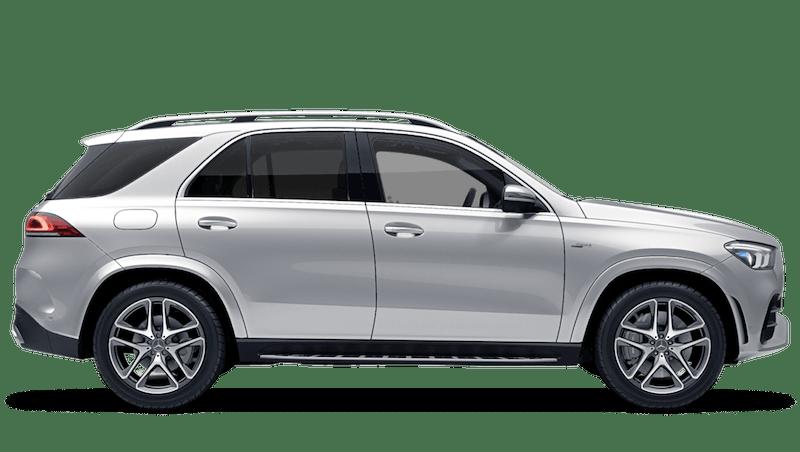 Iridium Silver (Metallic) New Mercedes-Benz GLE