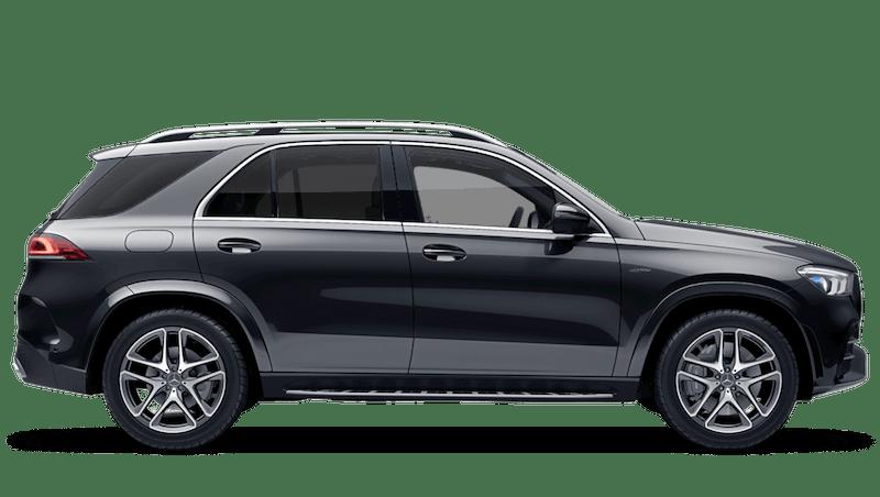 Obsidian Black (Metallic) New Mercedes-Benz GLE