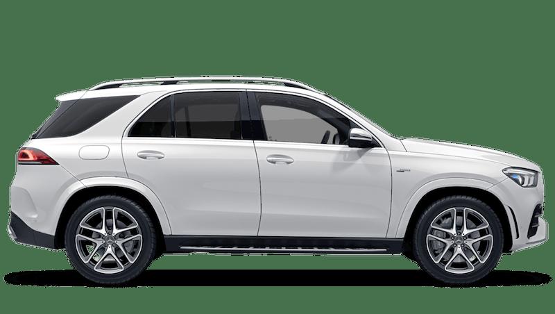 Polar White (Solid) New Mercedes-Benz GLE