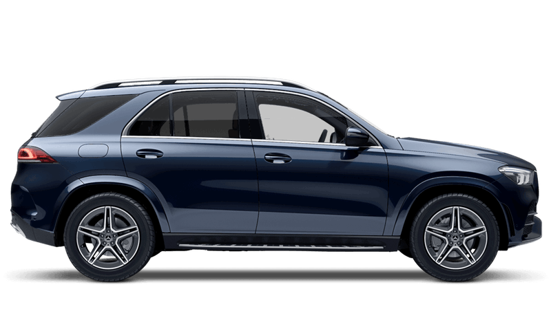 Cavansite Blue (Metallic) New Mercedes-Benz GLE