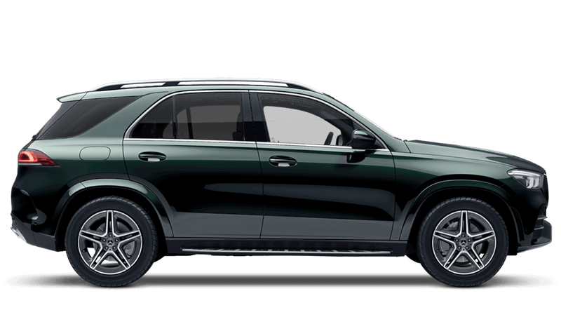 Emerald Green (Metallic) New Mercedes-Benz GLE