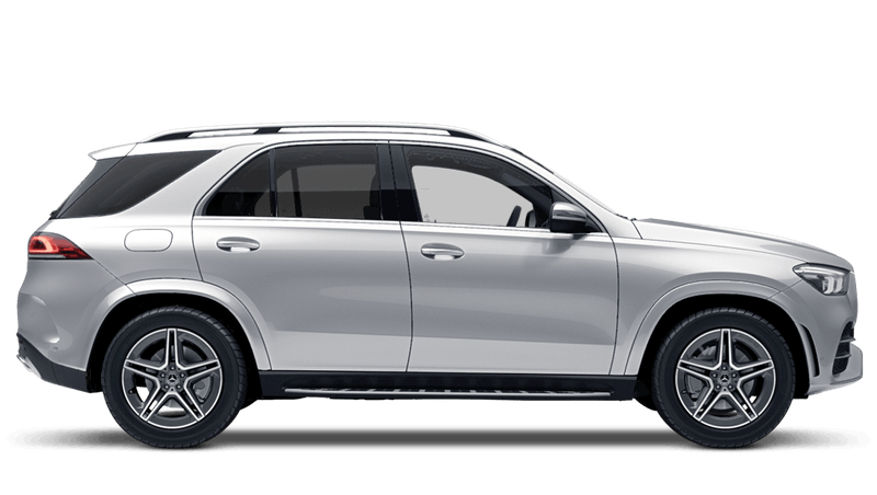 Iridium Silver (Metallic) New Mercedes-Benz GLE