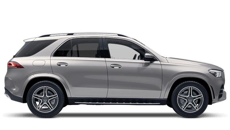 Mojave Silver (Metallic) New Mercedes-Benz GLE