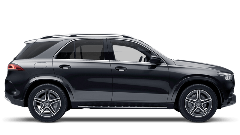 Obsidian Black (Metallic) New Mercedes-Benz GLE