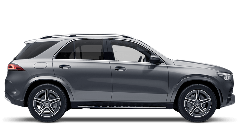 Selenite Grey (Metallic) New Mercedes-Benz GLE