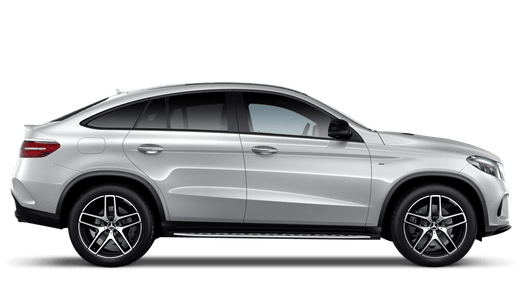 Mercedes Benz GLE Coupé Brochure