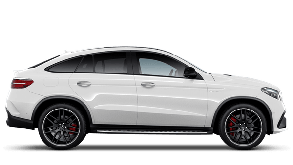 Mercedes Benz GLE Coupe 63 AMG Night Edition