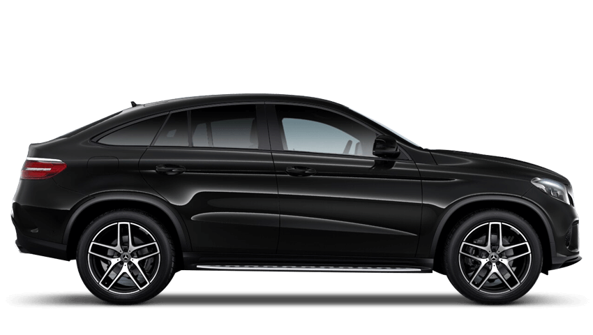 Obsidian Black (Metallic) Mercedes-Benz Gle Coupe