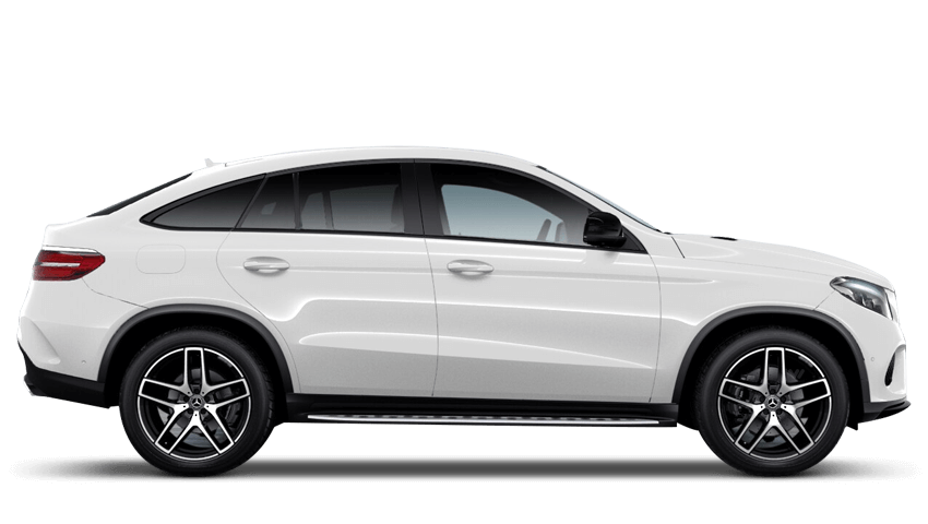 Polar White (Solid) Mercedes-Benz Gle Coupe