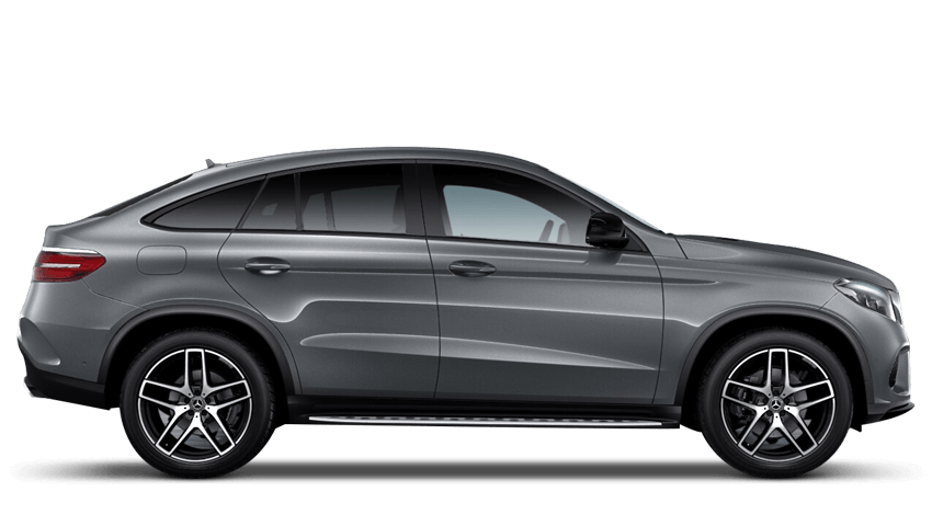 Selenite Grey (Metallic) Mercedes-Benz Gle Coupe