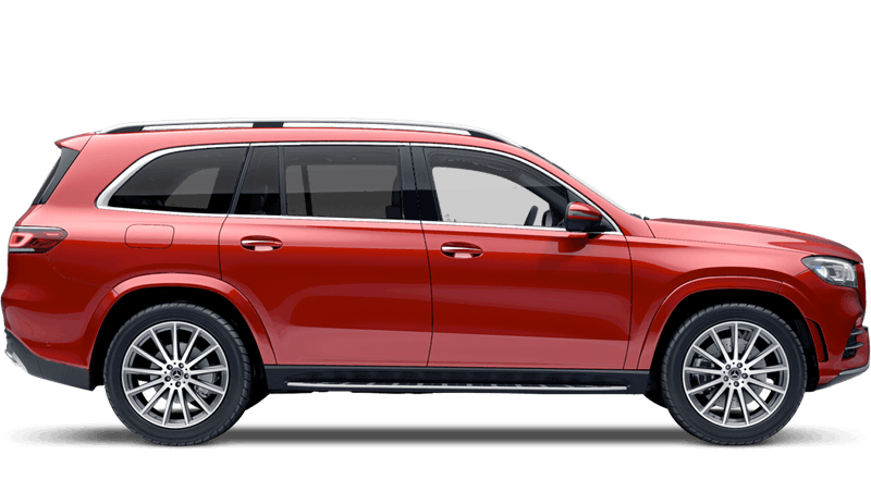 Hyacinth Red (Designo Metallic) Mercedes-Benz GLS
