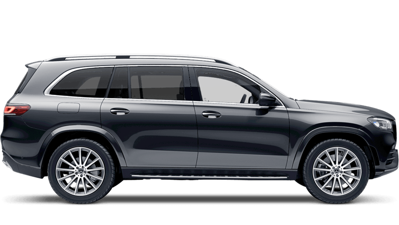 Obsidian Black (Metallic) Mercedes-Benz GLS