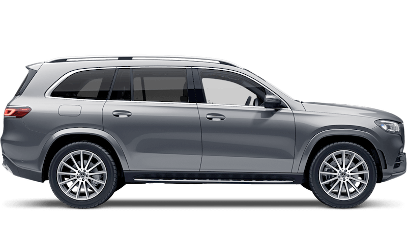 Selenite Grey (Metallic) Mercedes-Benz GLS