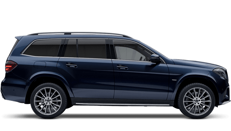 Cavansite Blue (Metallic) Mercedes-Benz GLS