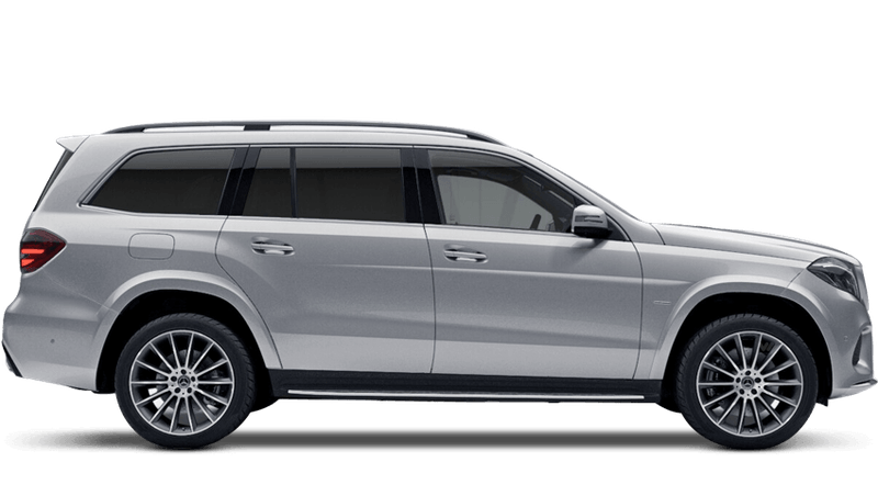 Iridium Silver (Metallic) Mercedes-Benz GLS