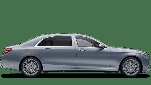 Mercedes Benz Maybach S-Class Brochure