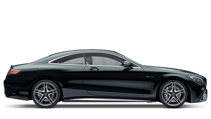 Emerald Green (Metallic) Mercedes-Benz S Class Coupe