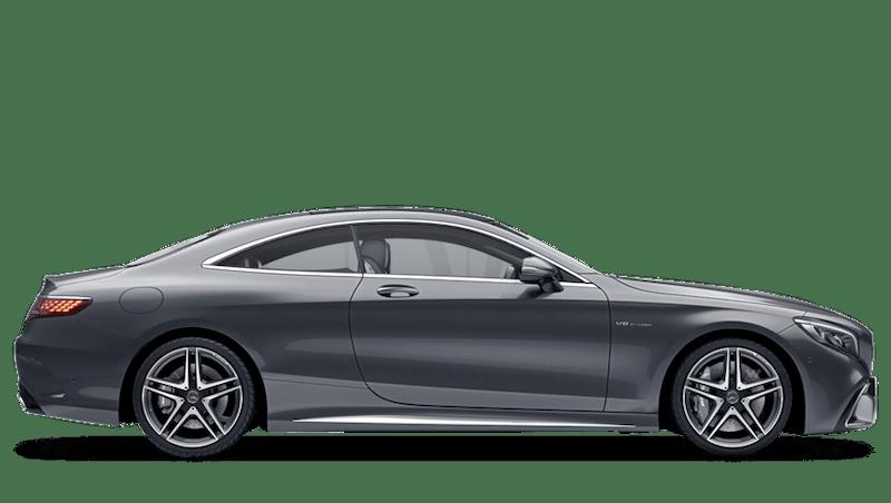 Selenite Grey (Metallic) Mercedes-Benz S Class Coupe