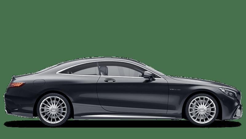 Magnetite Black (Metallic) Mercedes-Benz S Class Coupé