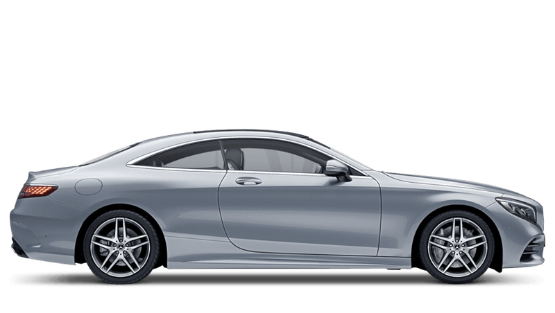 Mercedes Benz S-Class Coupe AMG Line