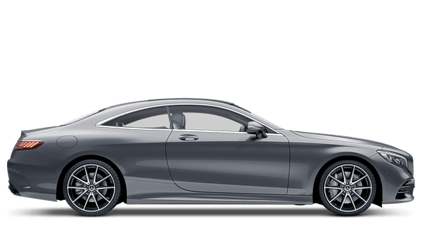 Mercedes Benz S Class Coupe Grand Edition