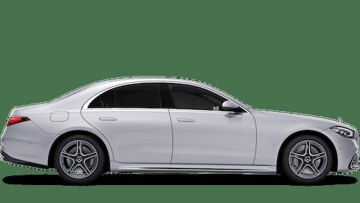 Mercedes Benz S-Class Saloon Brochure