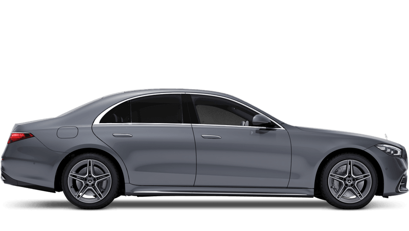 Selenite Grey (Metallic) Mercedes-Benz S-Class Saloon
