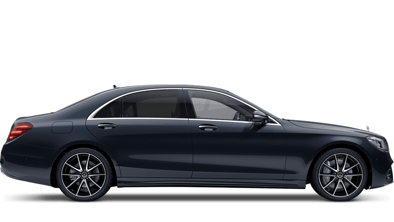 Anthracite Blue (Metallic) Mercedes-Benz S Class Saloon