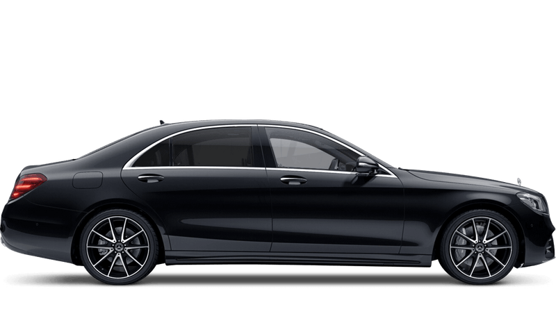 Obsidian Black (Metallic) Mercedes-Benz S Class Saloon