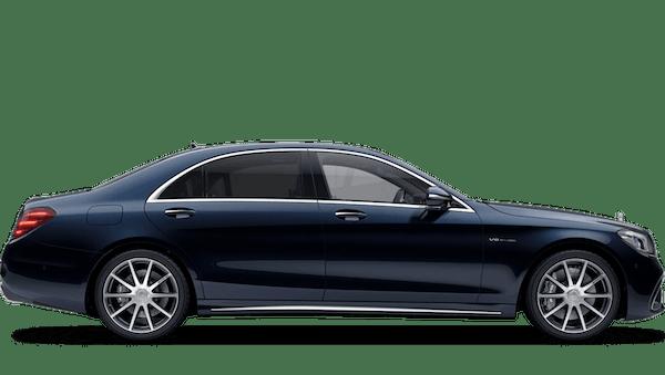 Mercedes Benz S Class Saloon S 63 L AMG