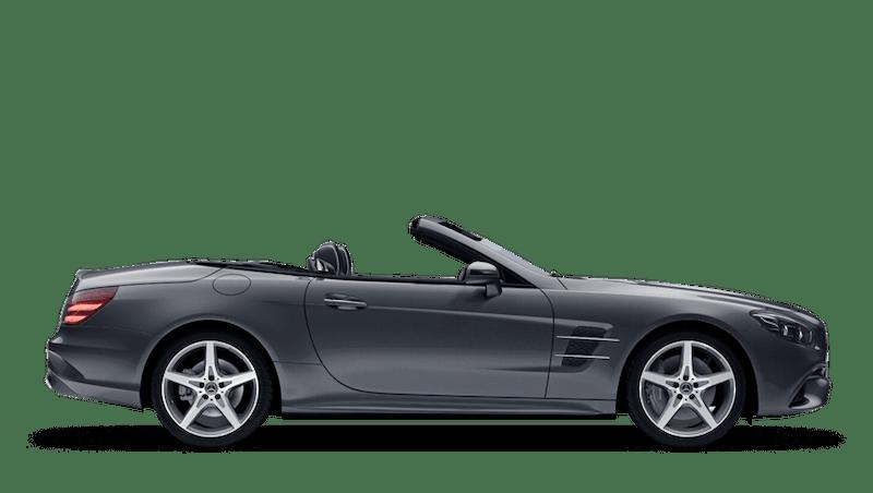 Selenite Grey (Metallic) Mercedes-Benz SL Roadster