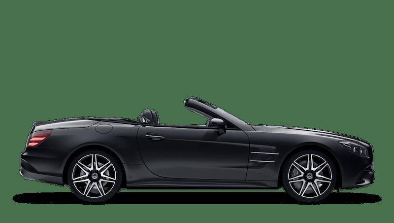Graphite Grey (Metallic) Mercedes-Benz SL Roadster