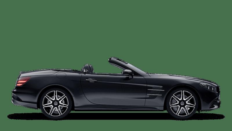Obsidian Black (Metallic) Mercedes-Benz SL Roadster