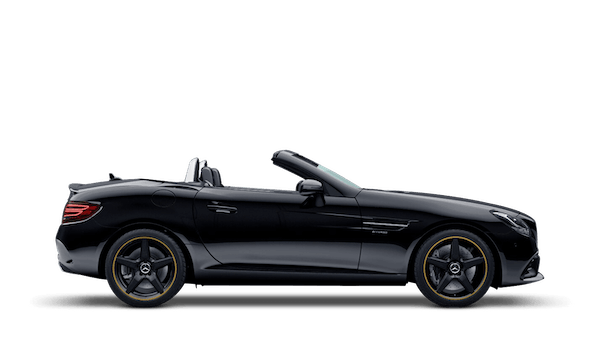Mercedes Benz SLC Roadster 43 AMG Final Edition