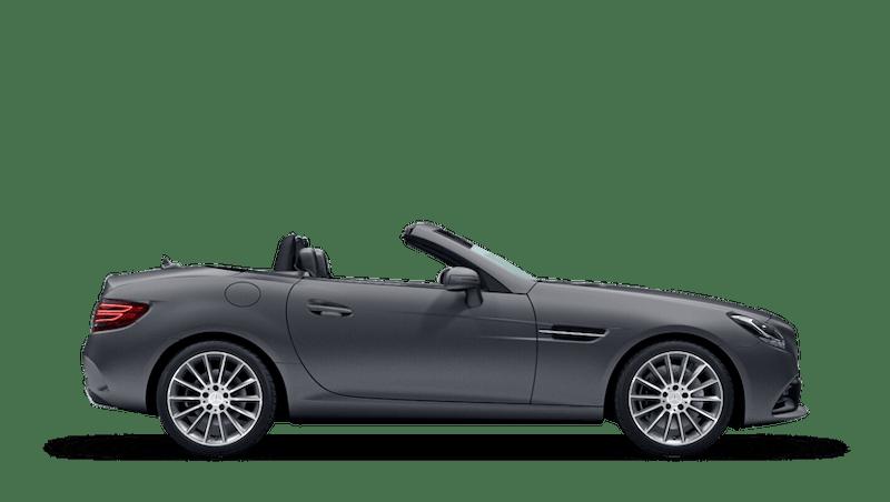 Cerussite Grey Magno (Designo Magno) Mercedes-Benz SLC Roadster