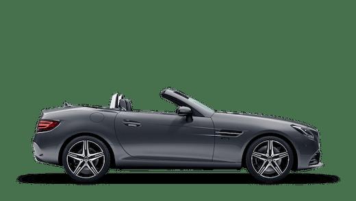 Mercedes Benz SLC Roadster Brochure
