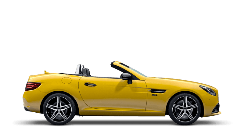 Mercedes Benz SLC Roadster Final Edition