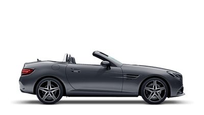 Mercedes Benz SLC Roadster