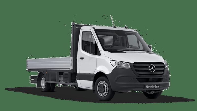 New Mercedes-Benz Sprinter Dropside