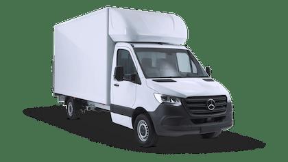 Mercedes Benz Sprinter Luton