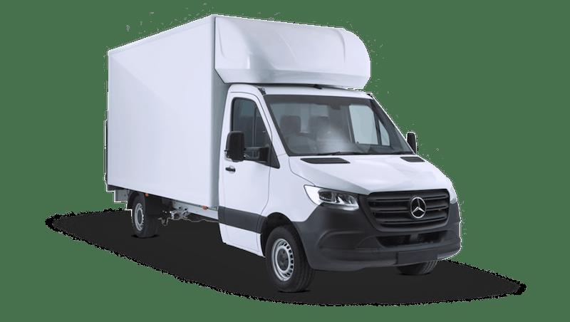 New Mercedes-Benz Sprinter Luton