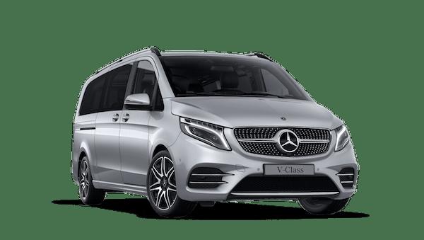 Mercedes Benz V Class AMG Line Marco Polo