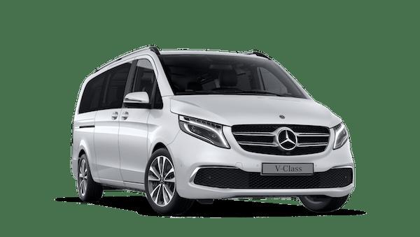 Mercedes Benz V Class AMG Line